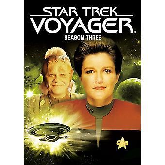 Star Trek: Voyager - Staffel 3 [DVD] USA import