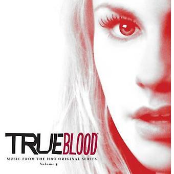 Forskellige kunstnere - forskellige kunstnere: Vol. 4-True Blood [CD] USA import
