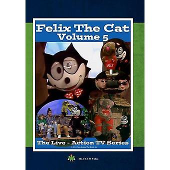 Felix katten: The Live Action serie 5 [DVD] USA import