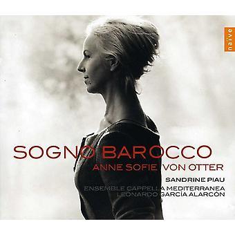 C. Monteverdi - Sogno Barocco [CD] USA import