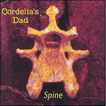 Cordelias far - rygsøjlen [CD] USA importerer