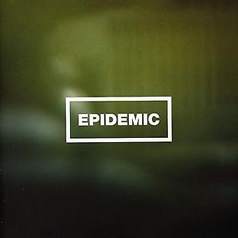 Epidemic - Epidemic [CD] USA import