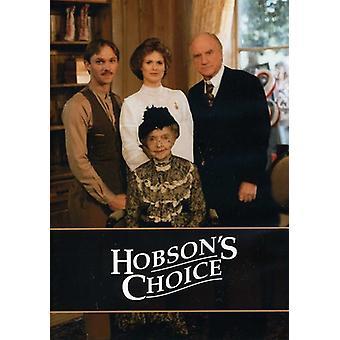Hobson's valg [DVD] USA importerer