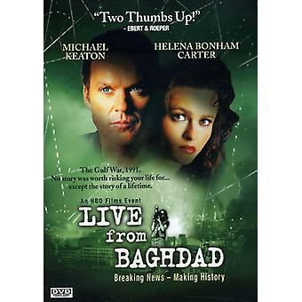 Live From Baghdad [DVD] USA import