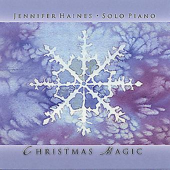 Jennifer Haines - Weihnachtszauber [CD] USA import