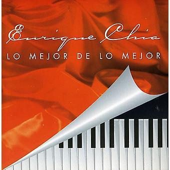 Enrique Chia - Lo Mejor De Lo Mejor [CD] USA import