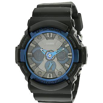 Casio G-Shock World Time Ana-Digi Mens Watch GA200CB-1ACR