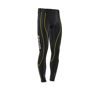 SKINS Cycle Pro Men Compression Long Tights [Schwarz]