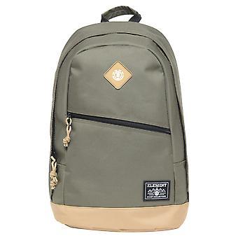 Element Camden Backpack - Moss Green