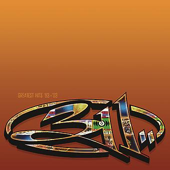311 - Greatest Hits 93-03 [Vinyl] USA import