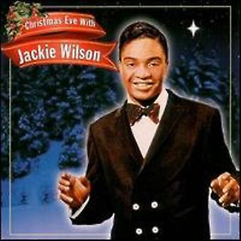 Jackie Wilson - Christmas Eve with Jackie Wils [CD] USA import