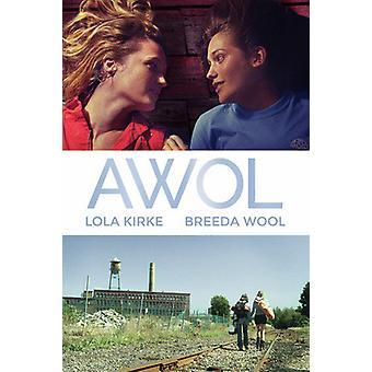 AWOL import USA [DVD]