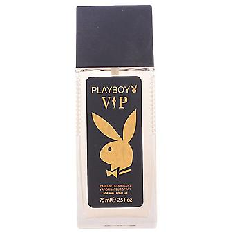 Playboy Vip Him Fragrance Body Vapo 75 Ml (Man , Perfumes , Perfumes)