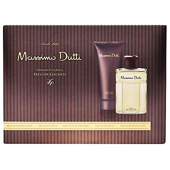 Massimo Dutti Pack 2 Pieces (parfume, Packs)