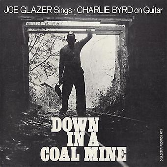 Joe Glazer - ned i en kul Mine [CD] USA import