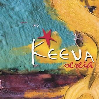 Keeva - importer des USA Sereia [CD]