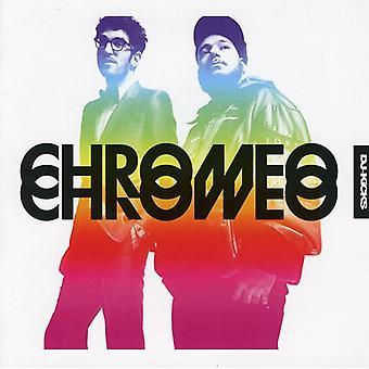 Chromeo - DJ-spark [CD] USA importerer