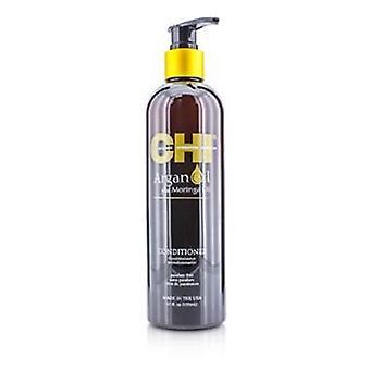 Chi Argan Oil Plus Moringa Oil Conditioner - Paraben Free - 355ml / 12 oz