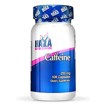 Haya Labs Caffeine 200mg 100 Capsules (Sport , Others)
