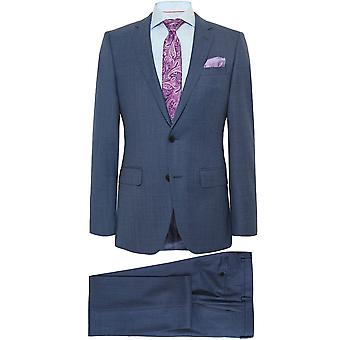 BOSS Virgin Wool Huge6/Genius4 Suit
