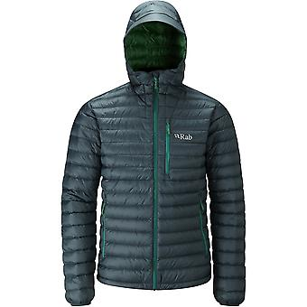 Rab Mens Microlight Alpine Jacket Evergreen/Green (X-Large)