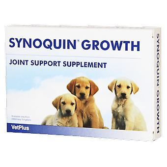 VetPlus Synoquin Growth 60 Tablets (Dogs , Supplements)