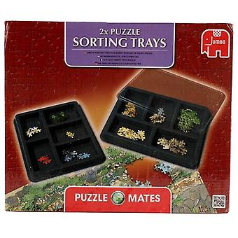 Diset Puzzle Sorting Trays (Toys , Boardgames , Puzzles)