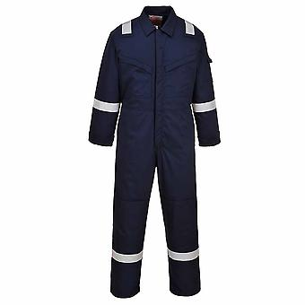 sUw - Padded Winter Anti-Static Flame Resistant Work Coverall Boilersuit