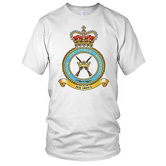 Royal Air Force Badge RAF Regiment Mens T Shirt
