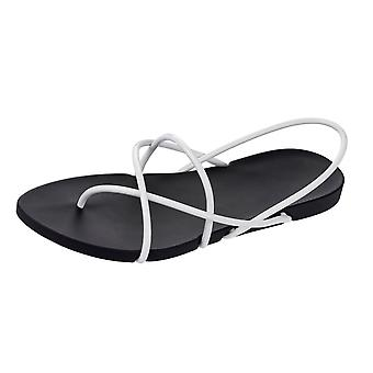Ipanema With Starck Thing G Womens Flip Flops / Sandals - Black and White