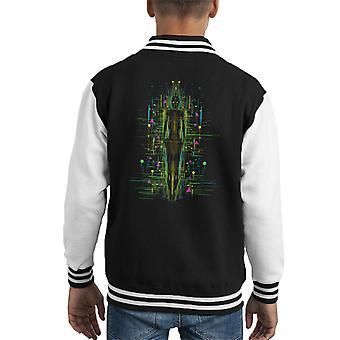 AI Rising Kid's Varsity Jacket