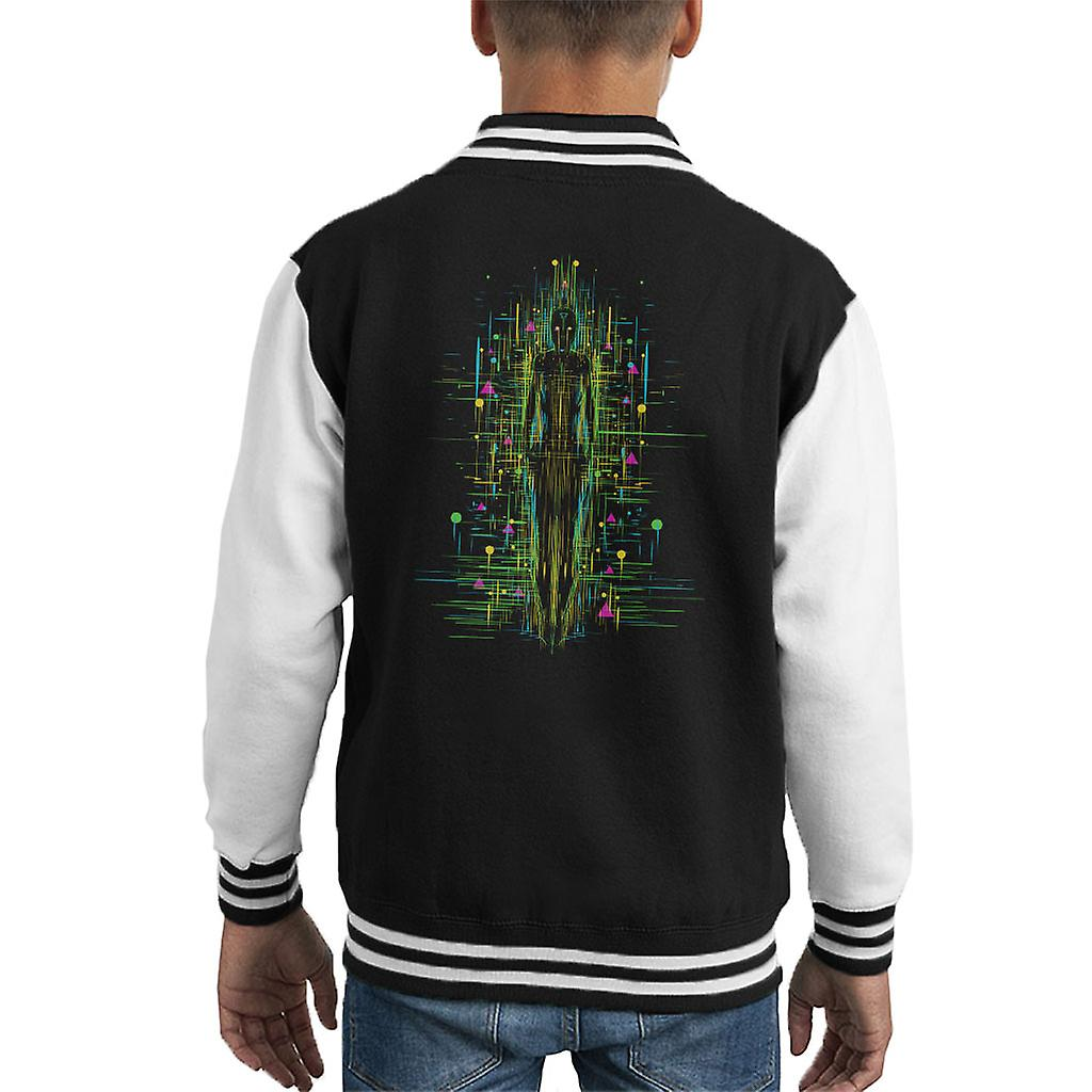 AI Rising Kid's Varsity Jacket