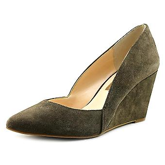 INC International Concepts Womens Zarie Leather Closed Toe