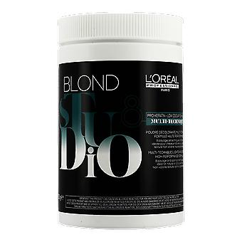 L'Or�al Professionnel Blond Studio Multi Techchniques Lightening Powder 500g