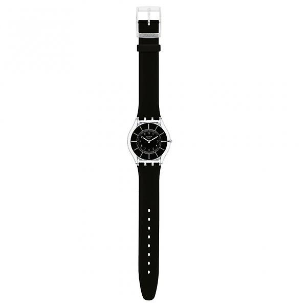 Swatch Sfk361 Skin Black Classiness Watch