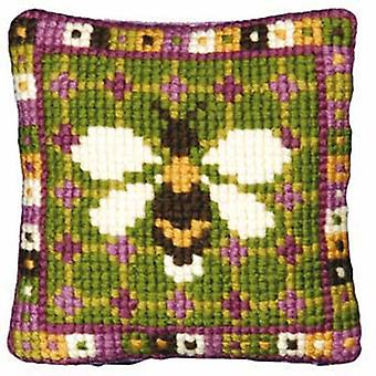 Little Bee Needlepoint Kit