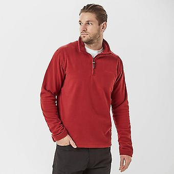 Brasher Men's Bleaberry II Half-Zip Fleece