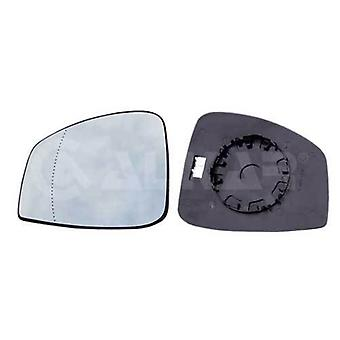Left Mirror Glass (Heated) for Renault GRAND SCÉNIC 2009-2016