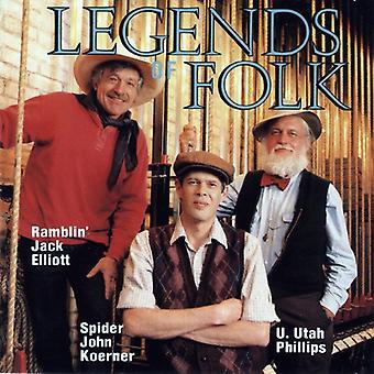 Legends of Folk - Legends of Folk [CD] USA import