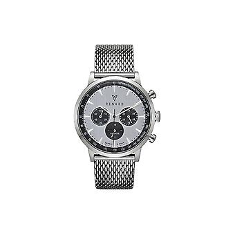 Renard watches Unisex Watch Grande collection chronograph RC402SS13MSS