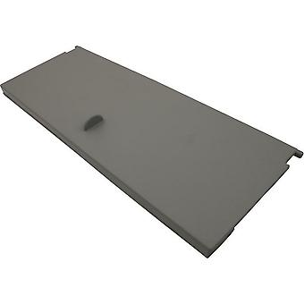 Waterway 550-6607 100 Sq. Ft. Gray Front Access Weir Door Assembly