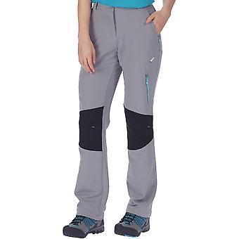 Regatta Womens/Ladies Questra Ripstop Softshell Walking Trousers
