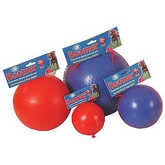 """Företaget av djur Boomer hund lek leksak Chase boll 20cm (8 """")"""