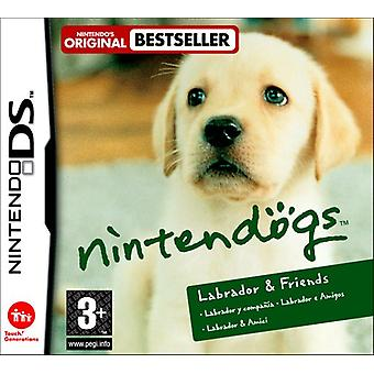 Nintendogs Labrador Retriever  Friends (Nintendo DS)