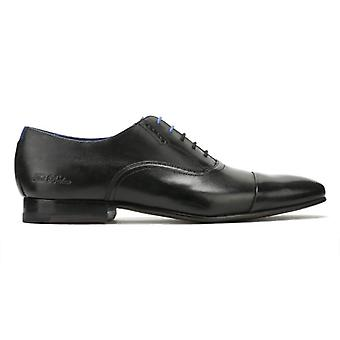 Ted Baker Mens Black Leather Murain Shoes