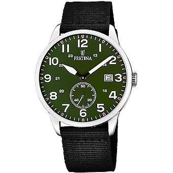 Festina mens watch set with alternating band F20347/2
