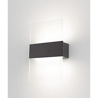 LED Wall lamp SIKARI IP44 binnen + buiten 4W 3100 K warm wit