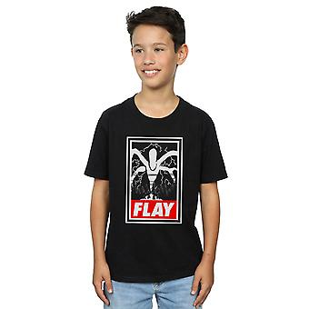 Drewbacca Boys Obey The Mind Flayer T-Shirt