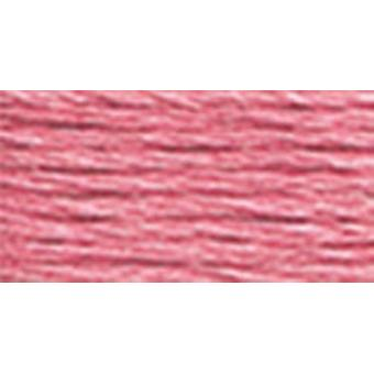 DMC 6-Strand Embroidery Cotton 8.7yd-Dusty Rose
