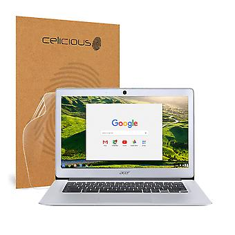Celicious Impact Anti-Shock Shatterproof Screen Protector Film Compatible with Acer Chromebook 14 CB3-431